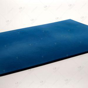 Borracha Azul Reticulada